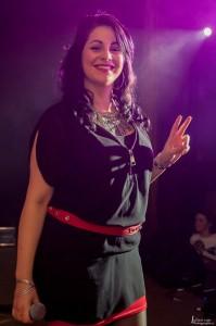 Sabrina Tardy, Chanteuse, Magic Tempo