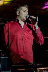Mickael Mathey, chanteur, chef d'orchestre, Magic Tempo