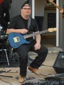 Olviier Juillet Guitariste Magic Tempo
