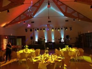 Salle des Fêtes de Celles sur Ource dans l'Aube pour un Mariage
